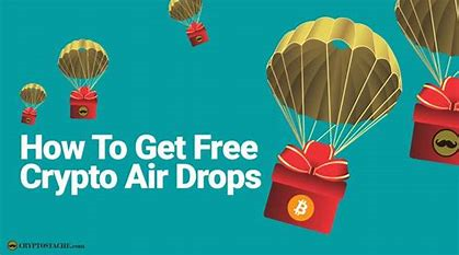 Crypto Air Drops